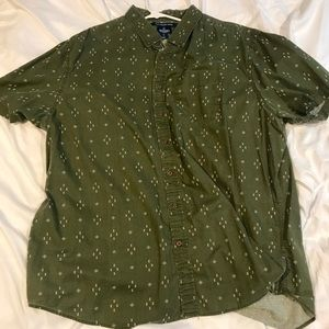 XXL Casual Button Up